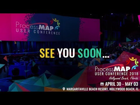 ProcessMAP User Conference - YouTube