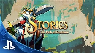 Stories: The Path of Destinies - Narrative Trailer | PS4