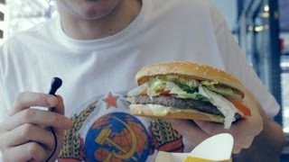 """McDonalds in Russia. """"Real Russia"""" ep.15"""
