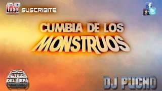 Cumbia de los monstruos 2015 - (Dj Pucho Mastermix Wepa)