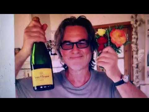 Kurt Russell Has An Instagram Page Official.KurtRussell With Lots Of Wine
