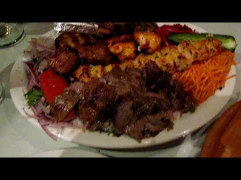 Bosphorous Turkish Cuisine, Orlando - March 2010