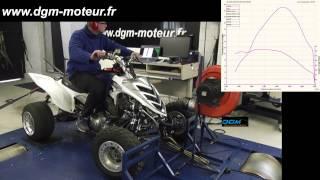 REPROGRAMMATION YAMAHA RAPTOR 700cc - Dijon Gestion Moteur