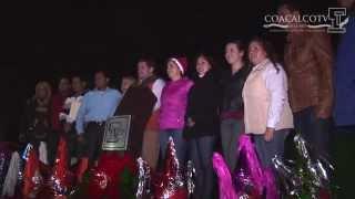 Coacalco TV - Encendido de Árbol de Navidad en Cabecera Municipal
