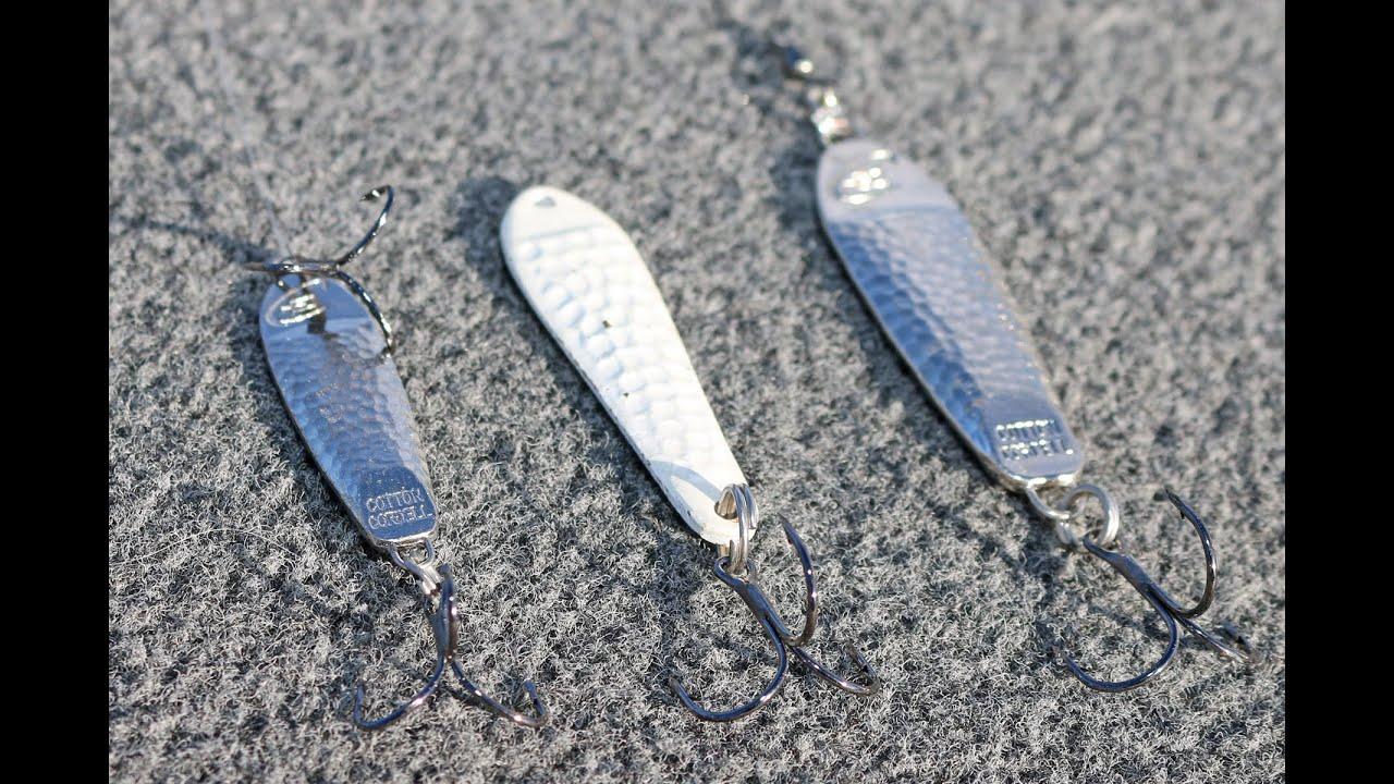 Spoon Bass Fishing Tips