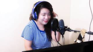 Karen Carpenter sound-alike Abigail Mendoza - Yesterday Once More (Cover)
