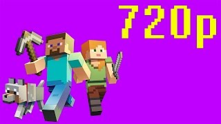 MINECRAFT ONLY RUNS AT 720P ON THE SWITCH?!?! But Wait...