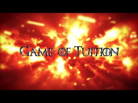 Game of Tuition: Candidates for the Crown