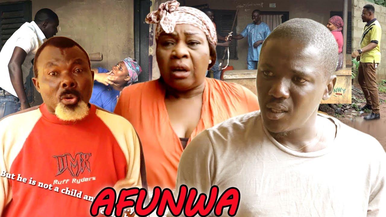 Download AFUNWA - 2021 LATEST NIGERIAN NOLLYWOOD IGBO COMEDY MOVIE FULL HD