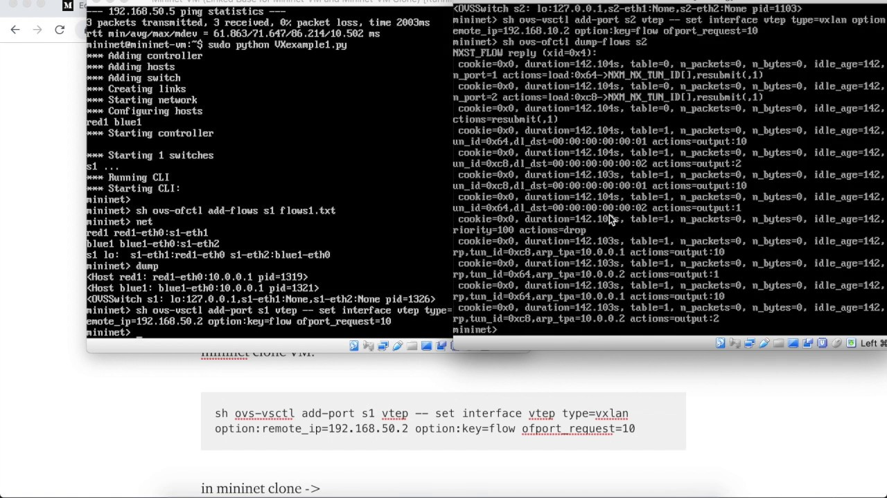 VxLAN over MPLS in GNS3 - undefinednetworking - Medium