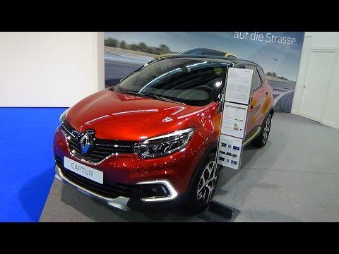2019 Renault Captur Intens Energy TCe 120 EDC Exterior and Interior Auto Zrich Car Show 2018