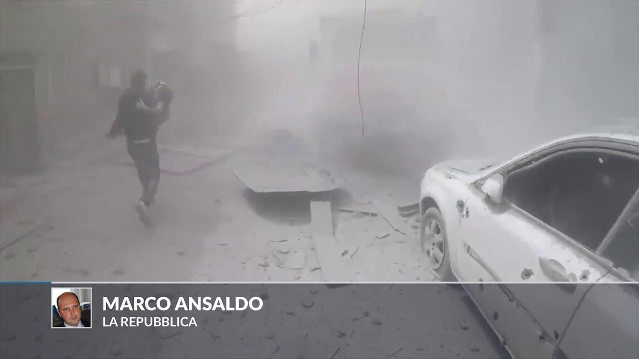 Siria, Ansaldo: \