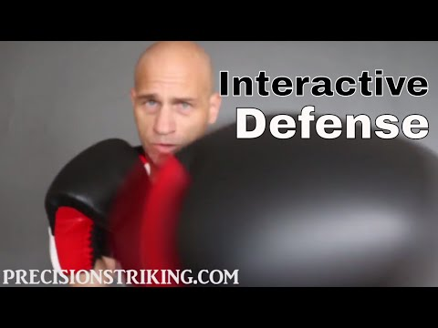 Interactive Boxing Defense and Counterpunching