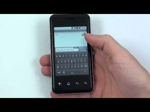 LG Optimus Chic - zprávy