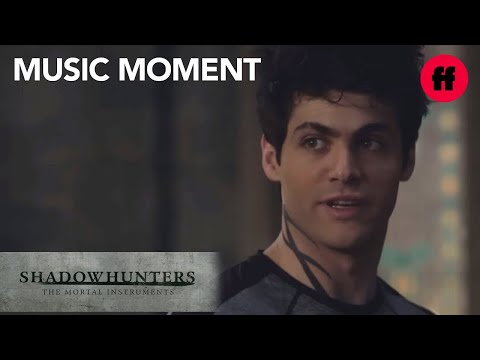 MagnusTheMagnus  Area  Music: Season 2, Episode 11  Shadowhunters