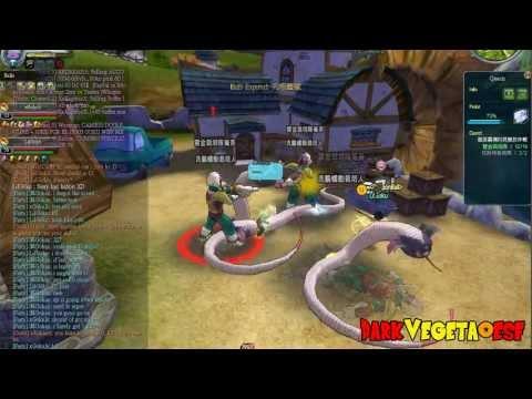 Dragon Ball Online TMQ 1 Walkthrough!