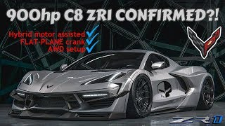 The C8 CORVETTE ZR1 details have been LEAKED and CONFIRMED by a source INSIDE of GM!