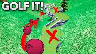 HACKEAS O PIERDES!! QUE GANE EL MEJOR! Golf It!