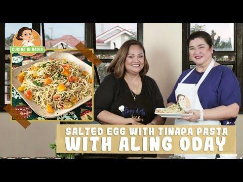Cucina Ni Nadia 4 Spanish Sardine Pasta Episode 6