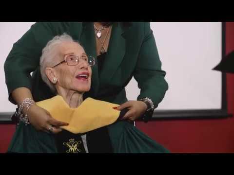 2018 Honorary Degree: Katherine Johnson