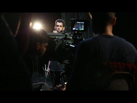 Behind the Scenes : 01 | Aigiri Nandini [Rock Version] | Nakshatra Productions