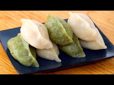 How to make wormwood dumplings: teach you how to eat in the south.