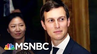 Jared Kushner Proposed Secret Channel To Kremlin | All In | MSNBC