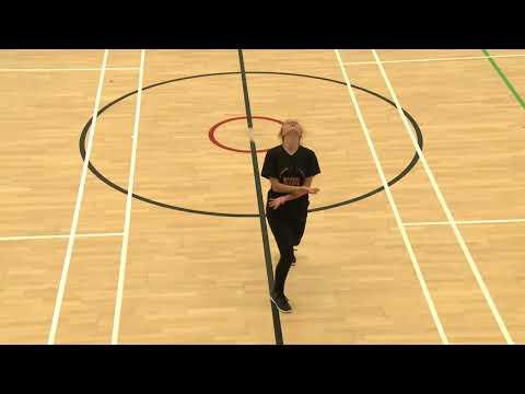 Modern dance by Polina Mahova - Machol Europa 2017