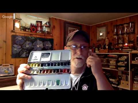 Talking Art Supplies With Marty Owings & Steve Mitchell – Recorded Live!