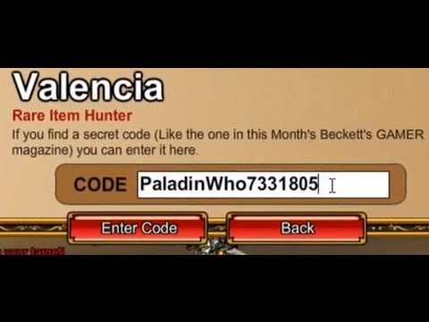 AQWorlds NEW Special Code 2014