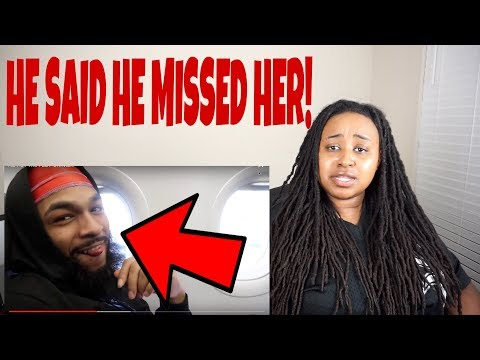 HE SAID HE WILL MISS HER... LAST SPICY VDAY REACTION!