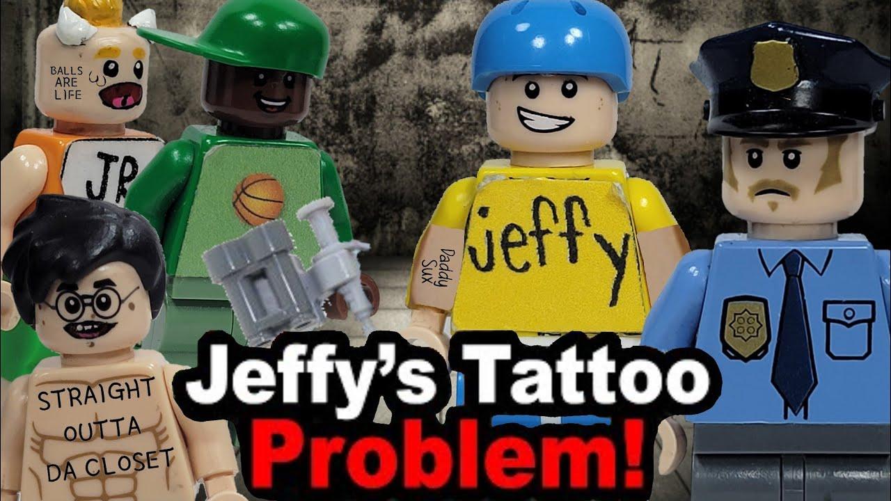 Lego SML: Jeffy's Tattoo Problem!