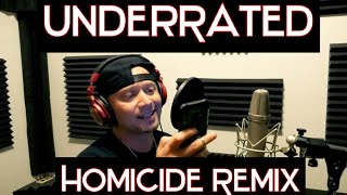 "UnderRated - ""Homicide Remix"" Logic & Eminem from Smoke Session #3 (edited)"