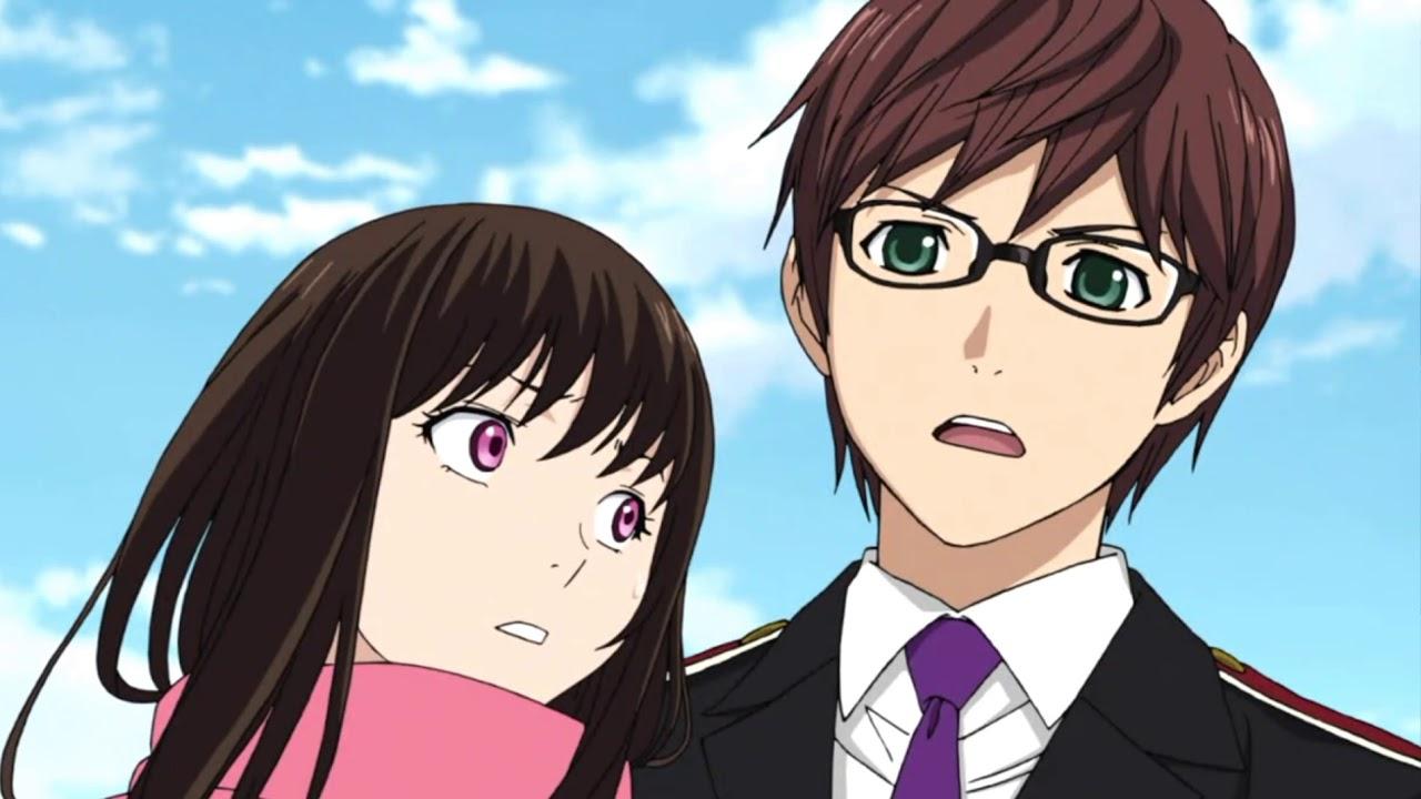 Kazuma Scenes Season 1 Noragami Youtube