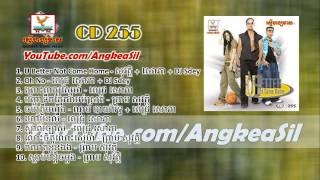RHM CD vol 255 Nonstop Preab Sovath Pich Sophea Dj Sdey Nonstop