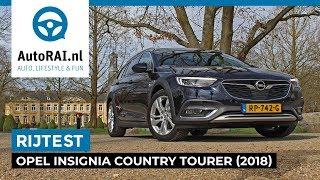 Opel Insignia Country Tourer (2018) - AutoRAI TV - REVIEW