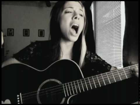 Christina Perri - Crying (Roy Orbison) [Cover]