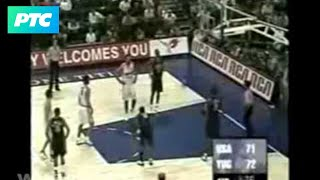 Jugoslavija – SAD 81:78, Svetsko prvenstvo u Indianapolisu 2002