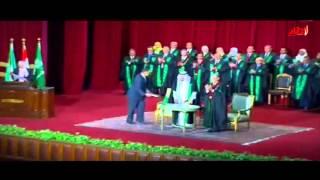 جـامعة الـقاهرة تمنح الملك سلمان بن عبد العزيز الدكتوراة الفخرية | صحيفة الاتحاد