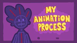 How I Animate a Shot