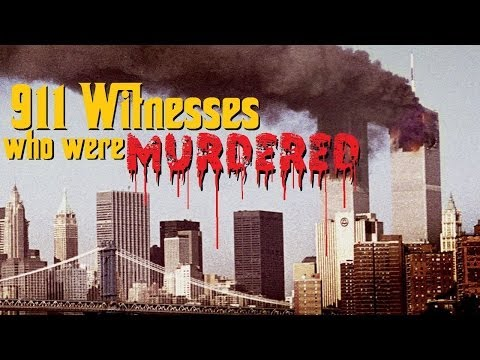 9/11 Witnesses who were murdered