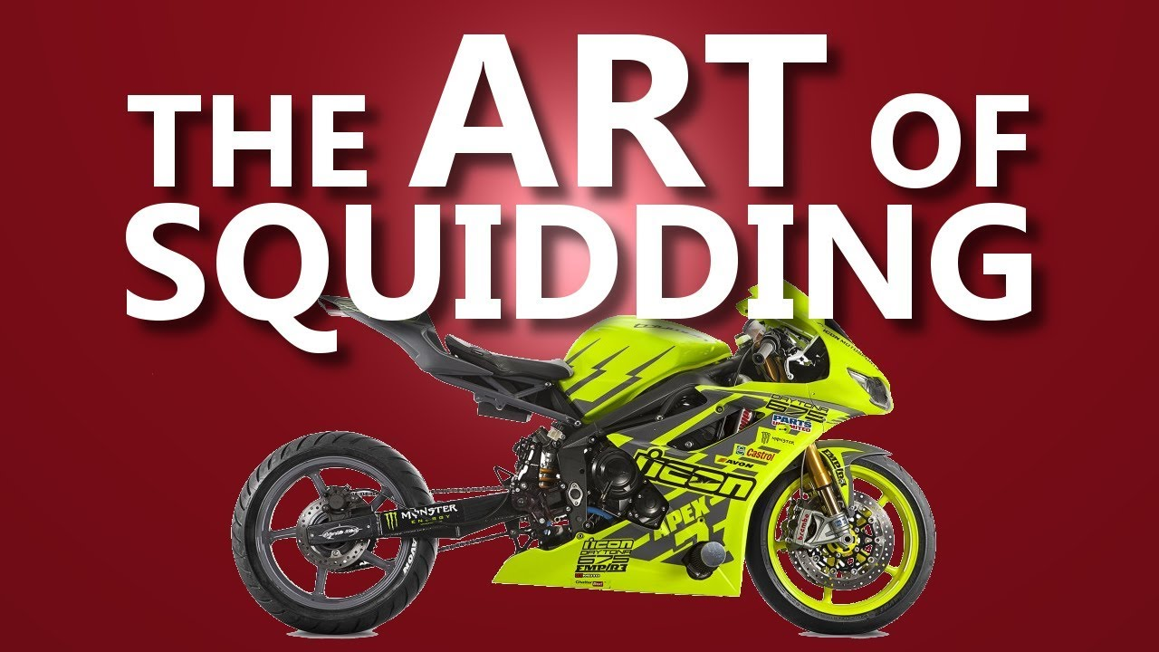 7c5e77cce Why Motorcycle Squids Are Awesome - YouTube