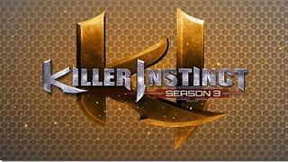 Killer Instinct Season 3 - Kim Wu, Tusk, Arbiter and Rash - All Ultra Combos / New Stage Ultra