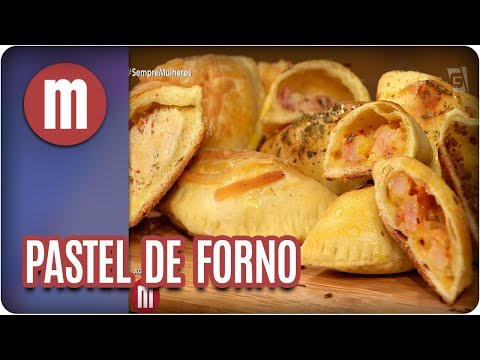 Pastel de forno - Mulheres (21/02/18)