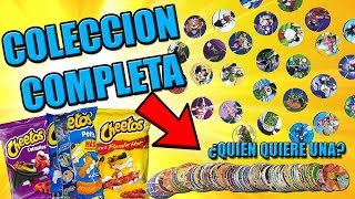 COLECCION COMPLETA XFERAS DRAGON BALL Z | ¿QUIERES UNA?