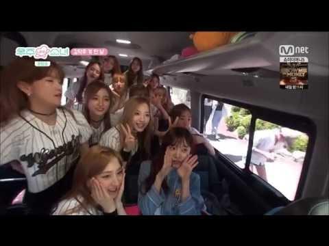 160616 Mnet Cosmic Girls Reality Show- Apink Namjoo Cut