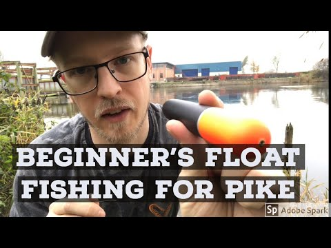 Beginner's Guide To Float Fishing For PIKE