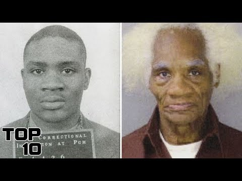 Top 10 People Who Out Lived INSANE Prison Sentences