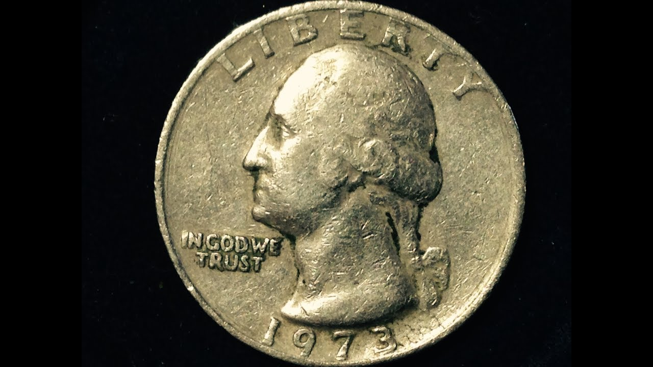 1973 Quarter (346 9 Million Produced)