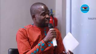 'Political sakawa' is hurting our economy - Manaseh Azure Awuni